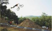 Maçanet on bike2010